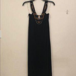 S-twelve Embellished front dress size S/P